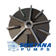斯美特CP/VP纸浆泵叶轮