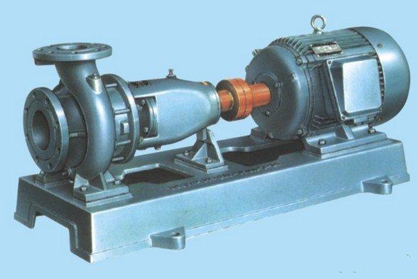 IS ISR系列单级单吸热水泵