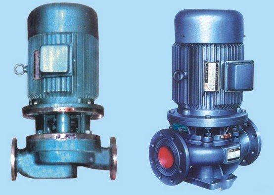 SG ISG型单级单吸管道离心泵