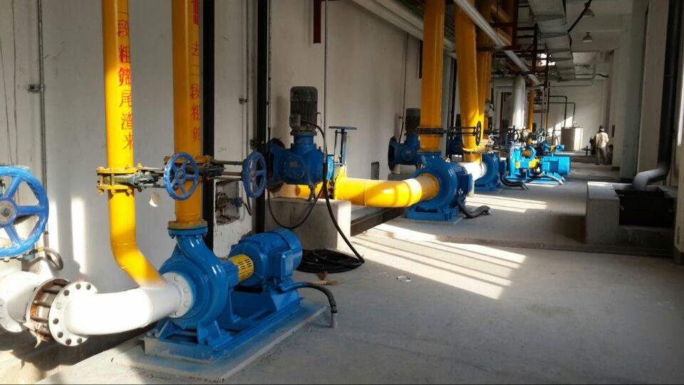 ST型纸浆泵案例2